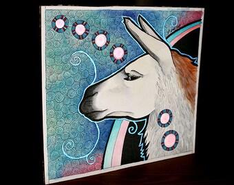 Llama as Totem