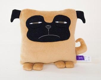 Baby Pug Plush