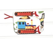 Dig it | Dump trucks | Construction | Kids wallet | Boys wallet | Gift for boys | small wallet | cash system | Money organizer | ID holder