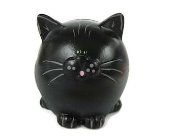 Sabrina the Siamese Cat Fat Cat Piggy Bank