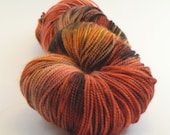 NEW Rise Up - Jest 2ply Merino/Nylon Sock - Ten Paces Fire