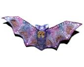 Bat Familiar Minkus