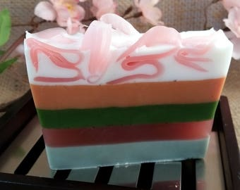 Deconstucted Sushi Soap Bar