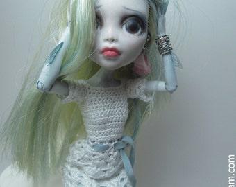 Alice - OOAK Monster High Lagoona Blue Repaint Doll