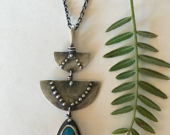 Turquoise Nomad Necklace