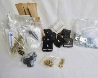 Clock Movements and Clock Parts Bundle