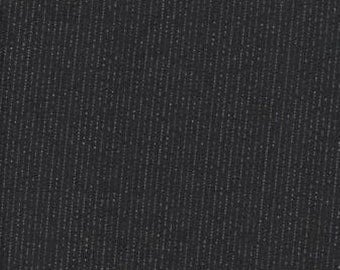 """Metallic Pin Strips on Polyester Suiting Fabric  60"""" Wide  Sold by the Yard"""