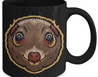 Flying Lemur Colugo Cobego Coffee Mug