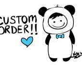 Custom Order for Angel
