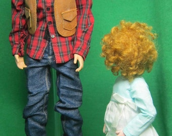 Roy 4, OOAK, Doll Only.
