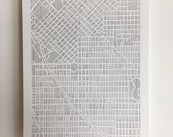 denver, colorado PRINT