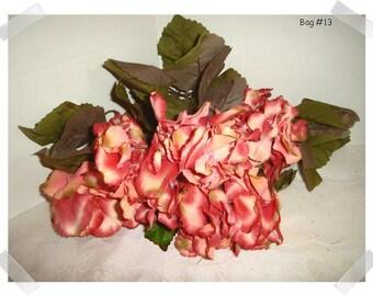 Assorted Floral Bag*/ Bag #13 / Craft Supplies*