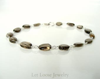 Chunky anklet