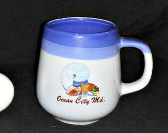 Ocean City MD Souvenir Mug