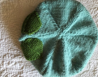 Adorable and warm tam.  End of year sale.  Sale is final
