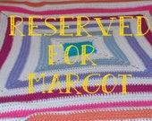 Reserved for Margot - Afghan