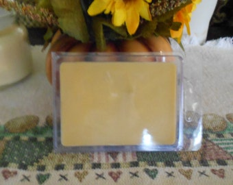 Three Packages of Scented Wax Melts for Wax Melt Warmers: Candy Corn, Cantaloupe and Cappuccino Mocha
