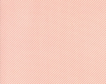 Pink Stripe from Basics Collection by Bonnie and Camille for Moda Fabrics