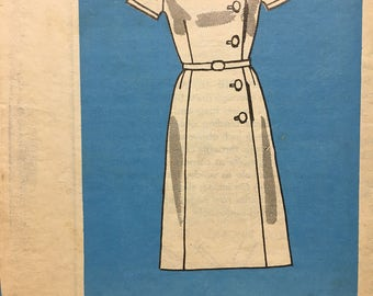 Anne Adams pattern 4903 1960s mail order sewing pattern Bust 38