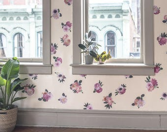 Mini Garden Flowers- Wall Décor