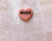 Maker Pin