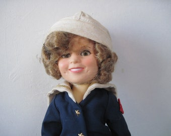 Vintage 1982 Shirley Temple Doll Ideal toys