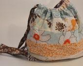 Kid's Overnight Bag, Kids Backpack, Sleepover Bag, Rucksack, Drawstring Bag, Girls Backpack, Child's Backpack, Child's Bag