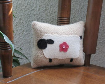 Sheep Wool Pillow Lamb Wool Pillow