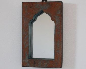 Mini Reclaimed Mirror