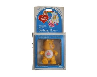 Birthday Bear - Care Bear