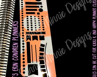 Small Functional Planner Stencil