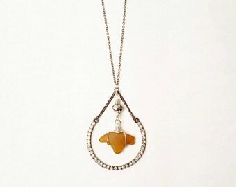 Rare Spirit Seneca Necklace