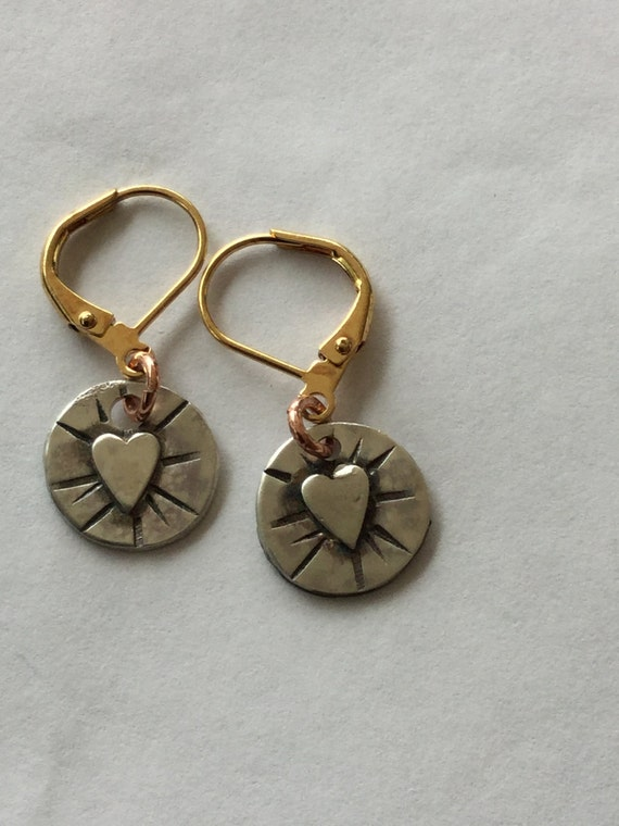 Radiate Love Earrings