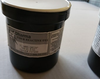 Dharma Dark Green 31 Fiber Reactive Dye