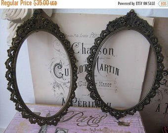 Vintage Metal Frames - Nordic French Cottage Chic Decor Wall Hanging