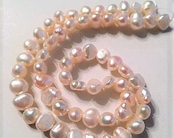 White Freshwater Pearl - FREE SHIPPING