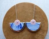 Eclipse Hook Earrings...