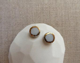 3 Layered Stud Earrings SALE