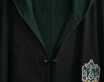 Harry Potter Slytherin Robe Adult Size XXL