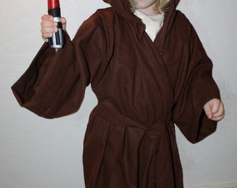 Child Jedi Robe & Tunic
