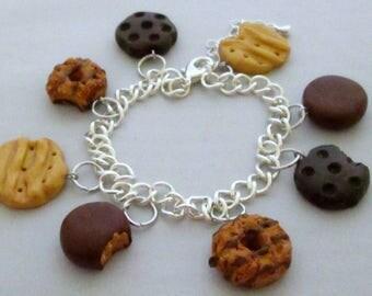 Girl Scout Charm Bracelet