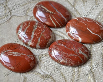 Natural  oval Cabochons beads