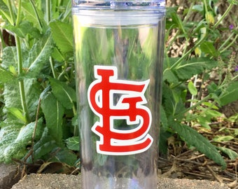 St. Louis Cardinals skinny tumbler- 16oz