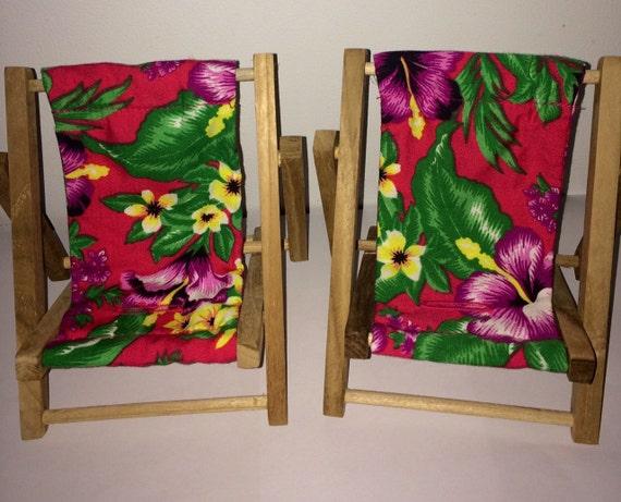 Large Hibiscus Tropical Print Cell Phone Chair Mamakohawaii