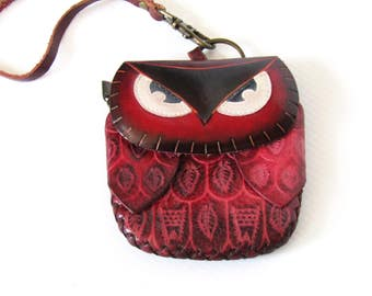 "Shop ""owl purse"" in Pouches & Coin Purses"
