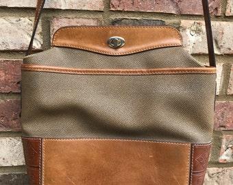 Vintage MOSAIC Crossbody Bag
