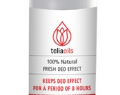 Foot Deodorant, Antiperspirant Cream. One Aplication Stops the Sweating & Keeps Deo Effect for 8 Hours