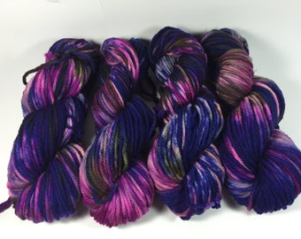 sale! Giorgio Merino Bulky, Hand Dyed Yarn, Superwash Merino, Bulky yarn, Chunky Yarn, Hand dyed, Bulky, Hand Dyed, Yarn, Go Big Or