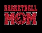 Custom Basketball mom/sister/monogram tees