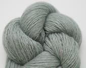 Sage Green Recycled Cashmere Heavy Lace Weight Yarn, CSH00262